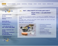 Website Computerservice Bernau