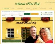 Bild Altstadt Hotel Peiß Stralsund