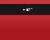 Website Radio Reimer