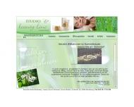 Website beauty-line am Eichenhof