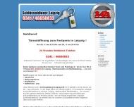 Website Schlüsseldienst Leipzig 24h