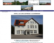 Website ZEITREISE