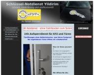 Bild Schlüsselnotdienst Yildirim