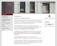 Website Bettina Brunswick im Anwaltshaus