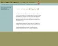 Website Volkmann Consult - Corporate Advisors