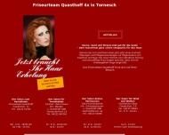 Bild Webseite CoolCut-dein Friseur Tornesch