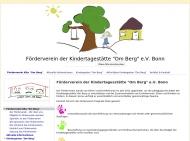Bild Förderverein Kindertagesstätte Om Berg e.V. in Bonn-Holzlar