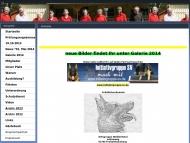 Website Schäferhundeverein OG Weißeritztal