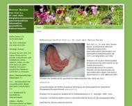 Bild Webseite Zahnarztpraxis Prof. Dr. Werner Becker Köln