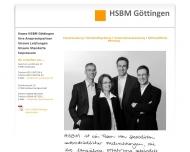 Bild HSBM Göttingen GmbH Steuerberatungsgesellschaft