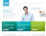 Website LOHNunion