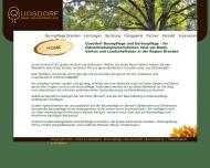 Website Quosdorf Baum-und Gartenpflege