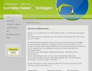 Website Assekuranz – Service Hasel
