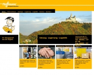 Website Hoffmann Umzugsfachspedition