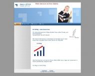 Website Büroservice Stöcker