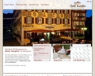 Bild Webseite  Eberbach