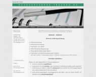 Bild Webseite Rechtsanwalt Kling Mannheim
