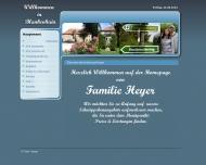 Bild Webseite  Blankenhain