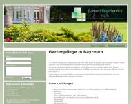 Bild Webseite Gartenpflegeservice-Kolb Weidenberg