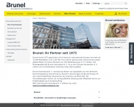 Website Brunel