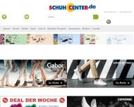 Bild Webseite SIEMES Schuhcenter Aachen