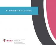 Bild Webseite Contact Personal Service Aachen