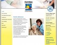 Carolus Pflege GmbH Willkommen auf unserer Internetseite