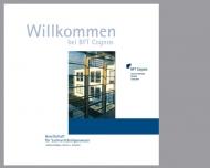 BFT Cognos Aachen Brandschutz Sachverst?ndige Bausch?den Brandschutzkonzept Brandsimulation TPr?fVO ...