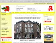 Bild Webseite Malteser Apotheke Aachen