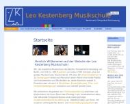 Bild Webseite Leo Kestenberg Musikschule Berlin Berlin