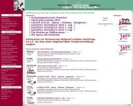 Bild Webseite Musikschule Paul Hindemith Neukölln Berlin