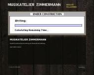 Bild Musikatelier Musikschule Zimmermann