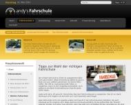 Website Jetzt zum Führerschein - mit unserem Erfolgssystem!