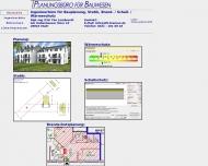 Planungsb?ro f?r Bauwesen - Ingenieurb?ro Bauplanung - Bauberatung - Bauantr?ge - W?rmeschutz - Stat...