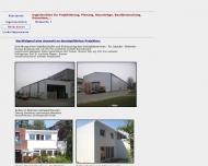 Website Planungsbüro für Bauwesen