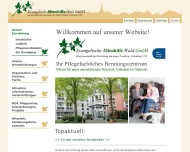 Bild Ev. Altenhilfe Wald g GmbH Ambulante Pflege