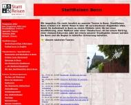 Bild StattReisen Bonn erleben e.V. Büro