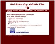 Bild GK-Büroservice - G. Käse
