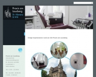 Website Klemenz M. Dr. Zahnarzt