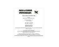 Bild Rick & Comm Immobilien
