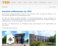 Bild Yes!- Youth, Education and Sports