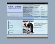 Website Jacobi - Richter