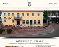 Bild Webseite  Buchen (Odenwald)