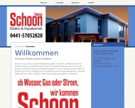 Bild Schoon Sanitär & Heizung GmbH