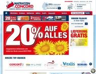 Bild Matratzen Concord GmbH Matratzenfachmarkt