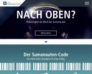 Willkommen an Bord nachoben - Die Sumanauten GmbH