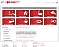 Bild Kernkompetenzen von GSE Protect: Sicherheitsanalyse ...