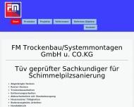 Bild FM Trockenbau / Systemmontagen GmbH & Co. KG