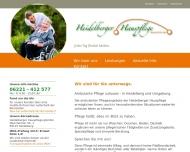 Bild Heidelberger Hauspflege gemeinnützige GmbH