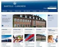 Bild Bartels-Langness Handelsges. mbH & Co. KG Lebensmittelgroßhandlung